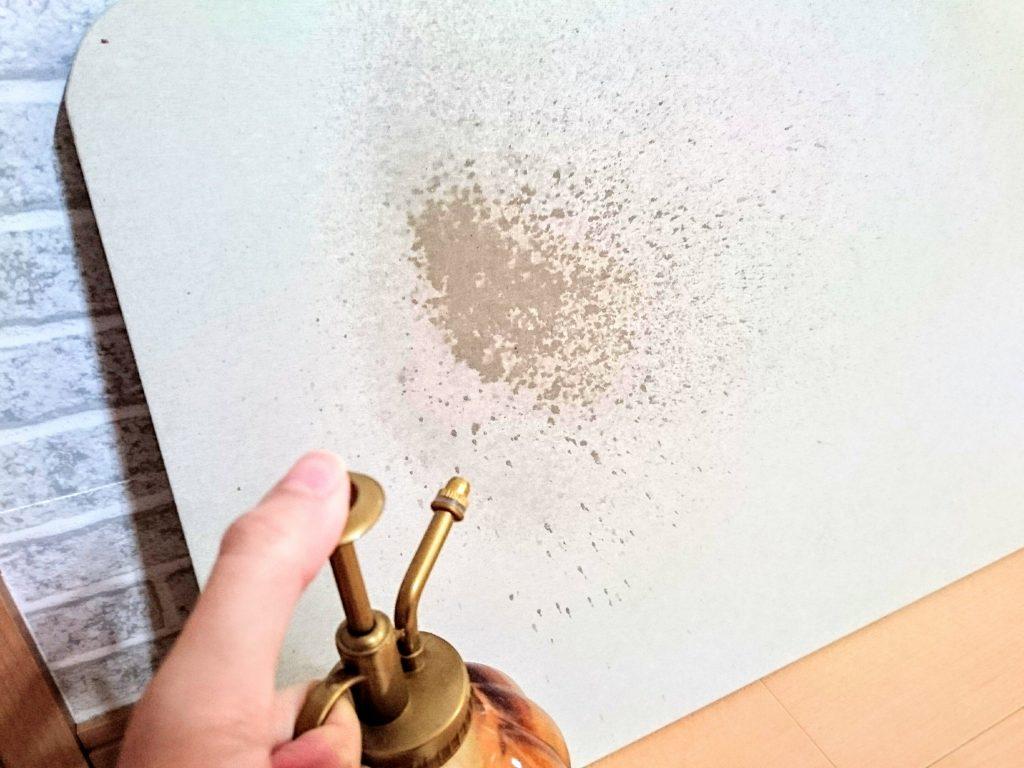 ニトリの珪藻土バスマット